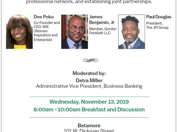 M&T Bank presents Embracing Diversity in Business