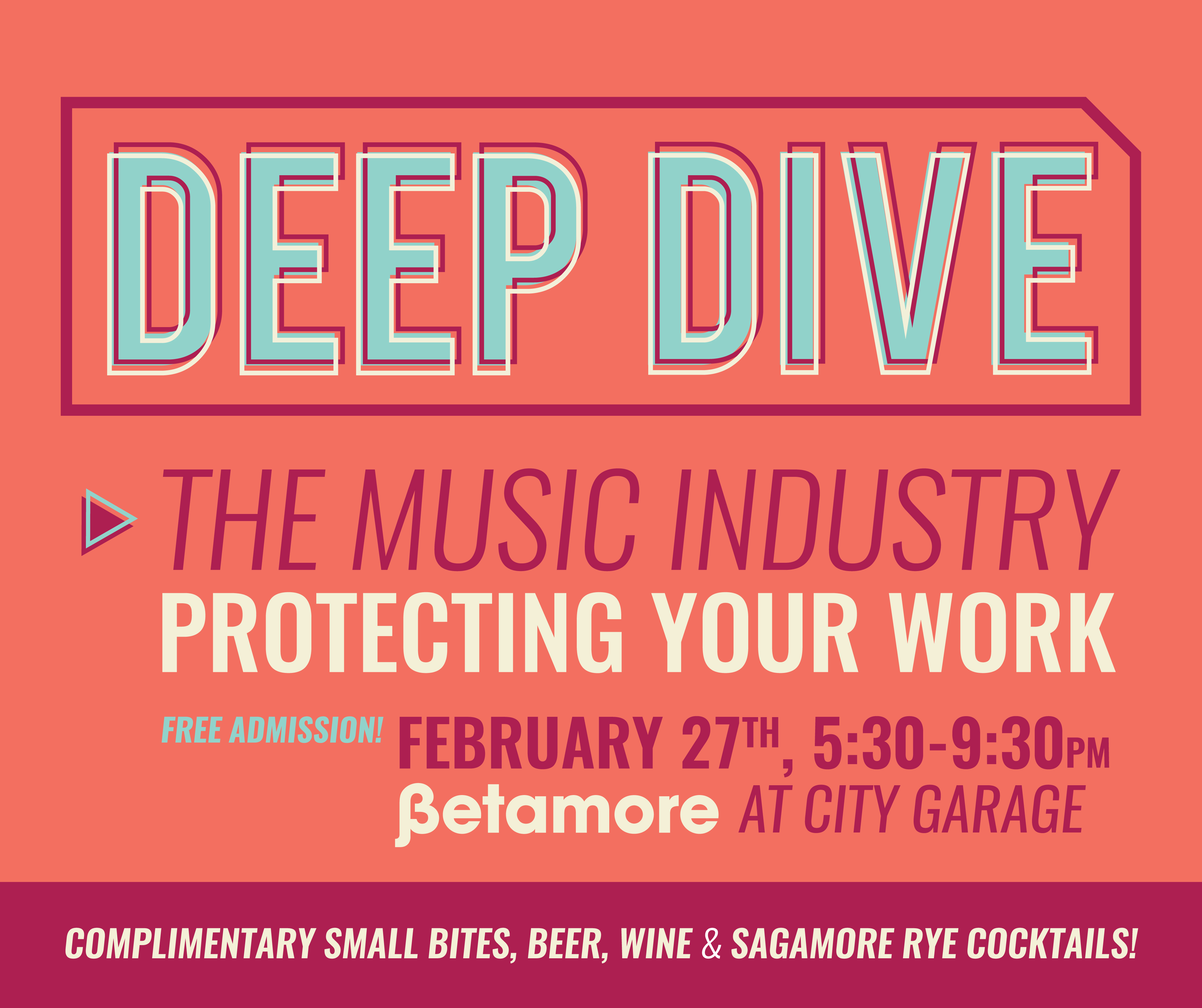 Deep Dive | The Music Industry: Protecting Your Work